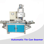 Automatic chemical can sealing seaming making machine paint can sealer equipment