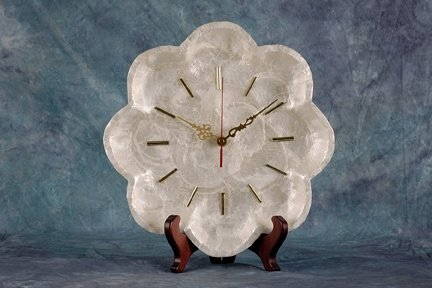 Capiz Shell Wall Clock Buy Capiz Shell Wall Clock