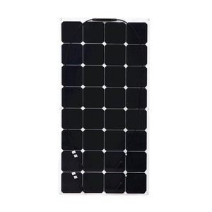 100W 12V Light Weight Portable Marine Flexible PV Laminated Solar Panel