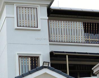 Grilles De Fer Simples Design Pour Fenêtre De Maison/moderne De Sécurité En  Fer Forgé