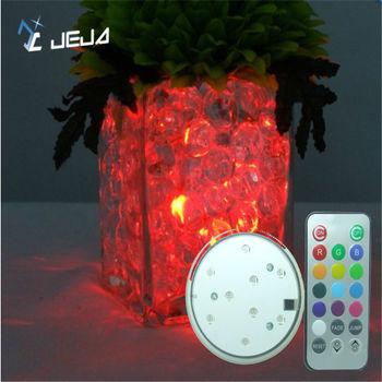 Ice Sculptures Light Wedding Crystal Vase Gl Mold