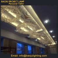 Restaurant Decorative Items Oversized Chandelier In Large Dining Room Lights Chandeliers