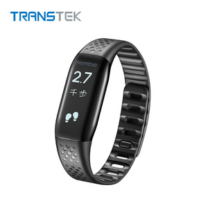 Newly Waterproof Bluetooth Fitness Activity Tracker via USB Charging