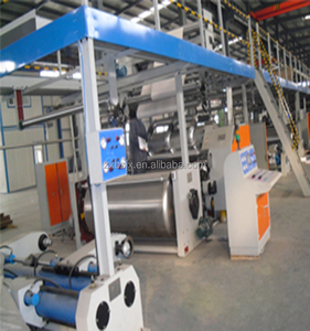 3 Layers Corrugated Cardboard Production Line Used