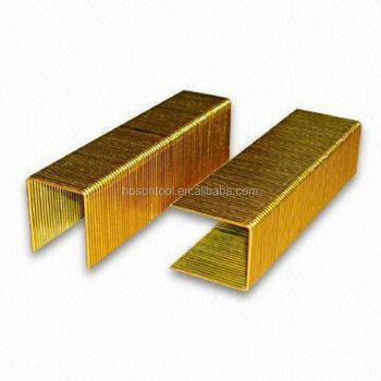 P25 25mm Series Copper P Series Staples For Air Nails