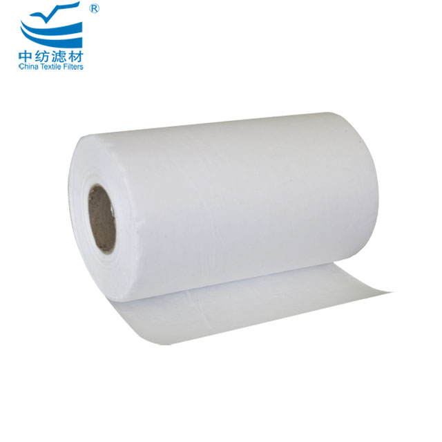 Fiberglass Medium Material And Hepa Filter Filtration Grade Fiberglass Paper for air-conditioning system