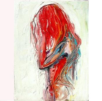 Картина сексуальный девушкой