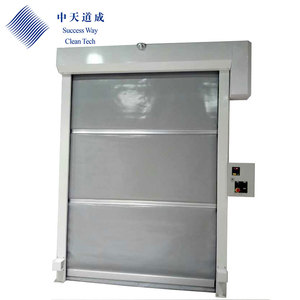 Made In China Automatic Steel Galvanized Metal Rolling Up Door/Gate