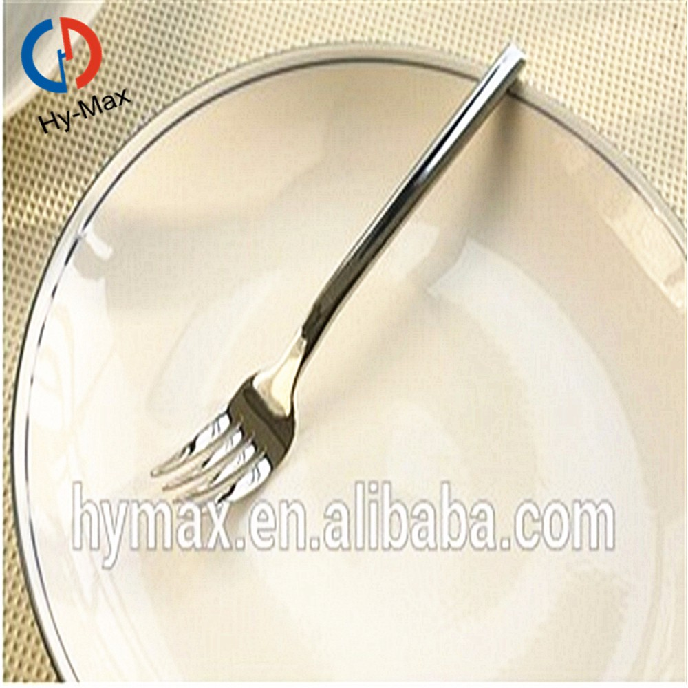 2017 The New Hot Sale Table Stainless Steel Metal Fork of tableware