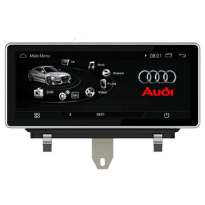 Wholesales CarPlay Android 7.1 System / 1.6 GHZ CAR Rear Camera DVD GPS for AUDI Q3 2015 Above