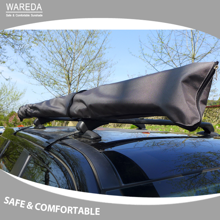 Vehicle side awning Car rear 4wd 4x4 side awning for camping