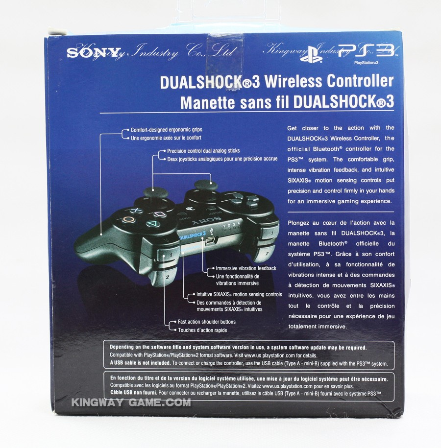 ขายส่ง PS3 Original Wireless Controller