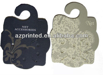 Personalized Special Shape New Hang Tag Design /clothing Price ...