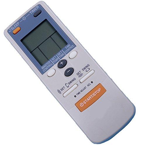 YING RAY Replacement for Fujitsu Air Conditioner Remote Control AR-JW19 AR-JW31 AR-DL1 AR-JW1 ARJW28 AR-JW30 AR-JW11 AR-JW17 AR-JW27 AR-JW6
