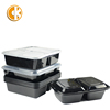 Factory Price Plastic Packing Food Grade 6Pack Colour Lid