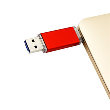 Top Selling 16G OTG USB Flash Drive For Smartphone