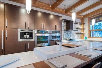 Nuevo Gabinete De Cocina Modelo Diseños Para Cocinas Pequeñas ...