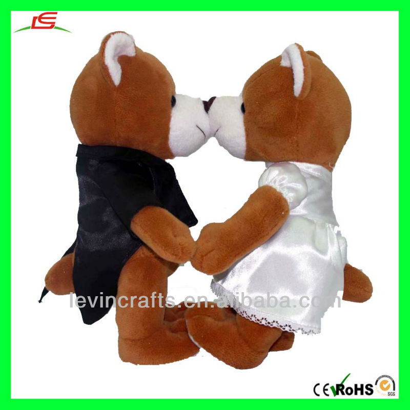 Gentlemen and Princess Girl Valentine's Gifts Lover's Teddy Bear