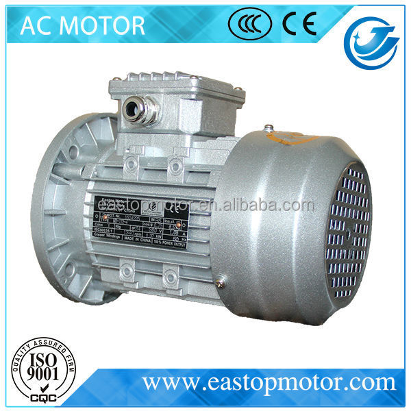CE Approved 4000kw motor for mechanical with Insulation F