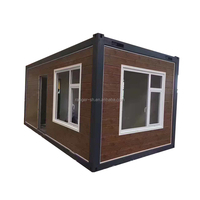 Portable apartment easy install container living house