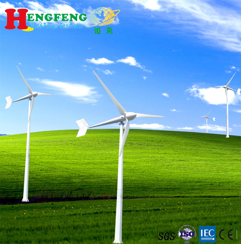 Hot 5kw Wind Solar Hybrid Power Generator Home Wind Solar Hybrid