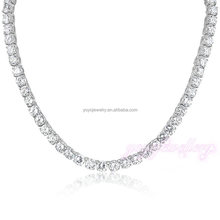 2014 fashion jewelry 925 sterling silver necklace