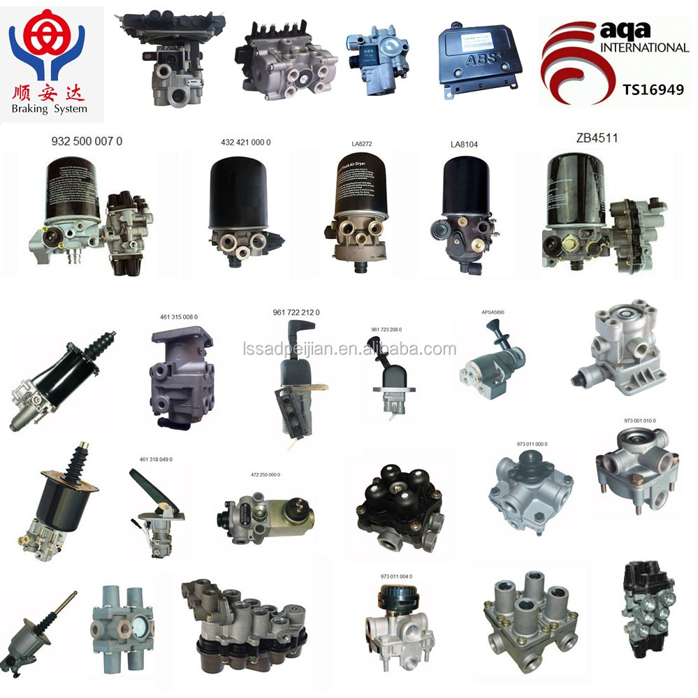 Bendix Parts For Iveco/volvo/man/daf/iveco Truck Parts,Brake System,Brake  Chamber With High Quality As Wabco,Knorr,Haldex,Bendix - Buy Truck