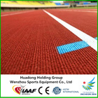 Rubber flooring roll type synthetic running track material for playground, school, gym, sports court and field etc.