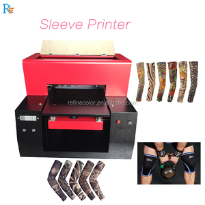 A3 digital Sport sleeve printing machine Sport T-shirt printer for printing letters or logo