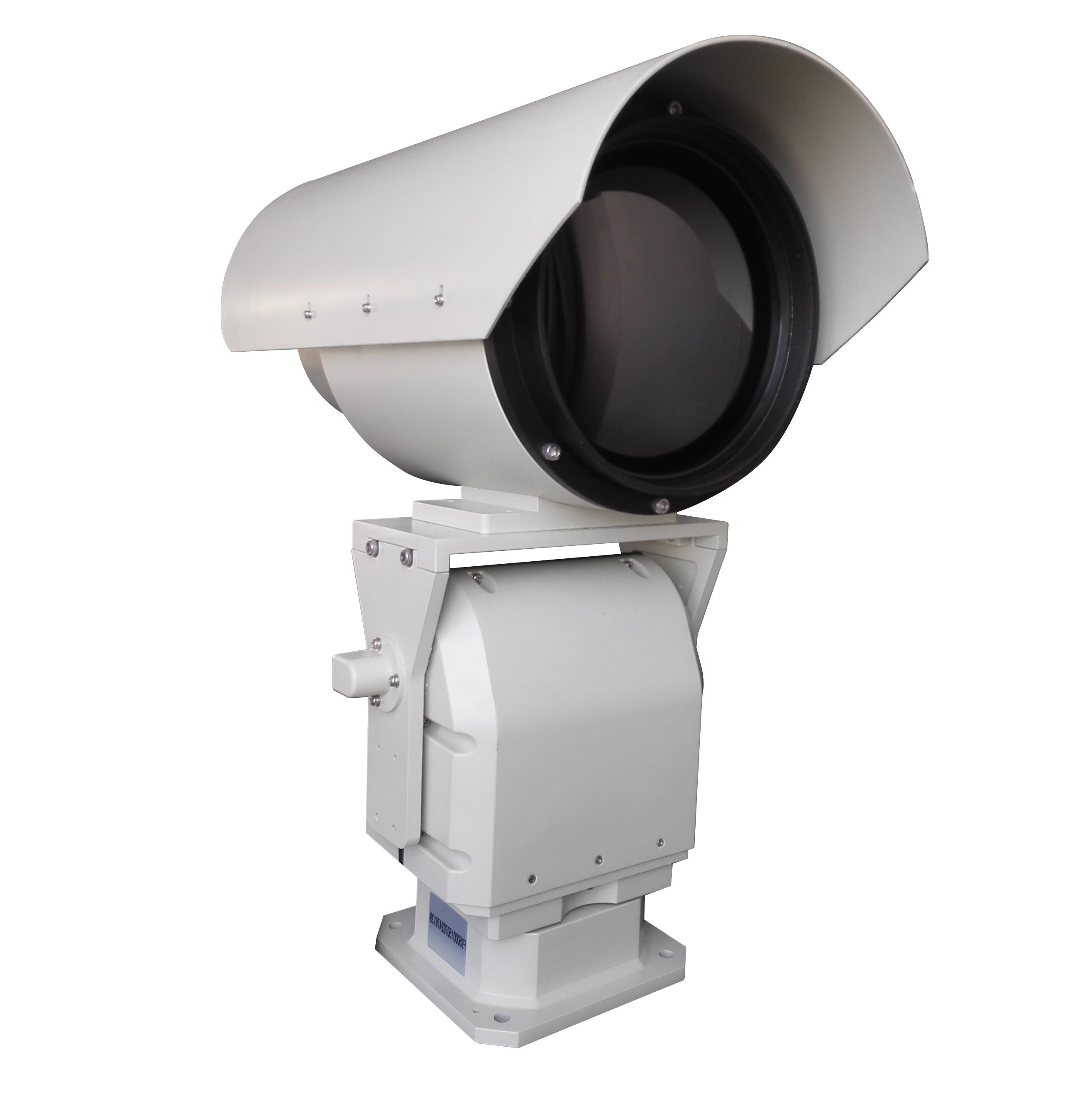 Factory direct boat detection airport security monitoring long range PTZ thermal camera