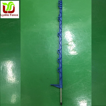 Lydite Plastic Post 104cm With Strength Rib