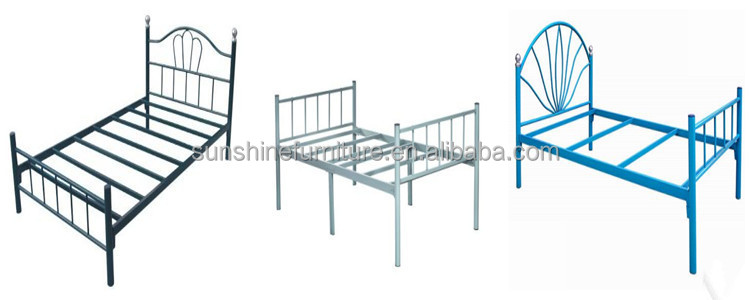 china factory cheap single stainless steel bed frame - Cheap Single Bed Frames