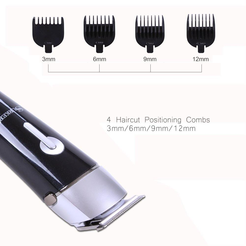 Professional electric rechargeable shaver razor Facial Hair Remove shaving kit beard trimmer men shaving machine man