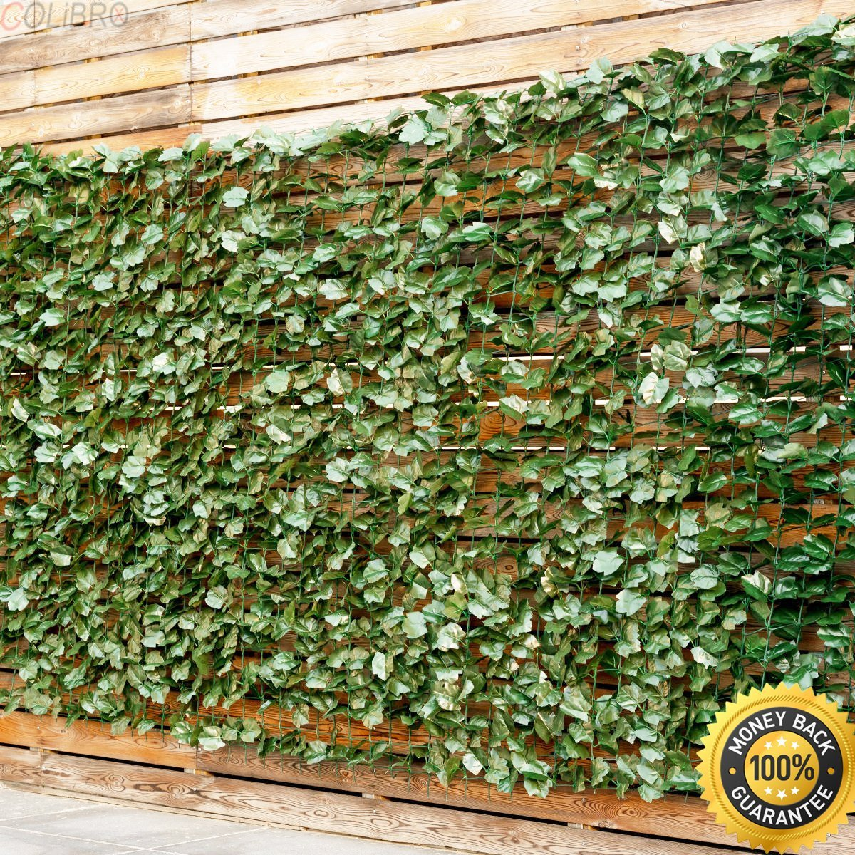 Buy Colibrox 40 X95 Faux Ivy Leaf Decorative Privacy Fence Screen