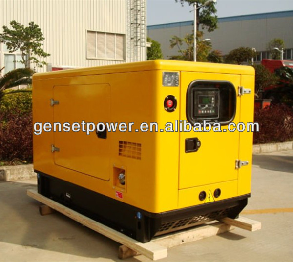 7kva To 22kva Silent Kubota Diesel Generator With Ce Buy Kubota