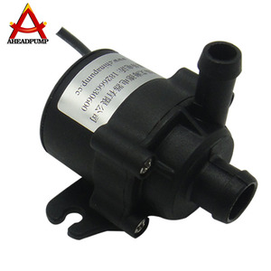 Battery operated fountain 12v submersible booster home water pump