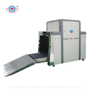 8065 airport X ray luggage machine multi energy color X-ray baggage scanner with wholesale factory price