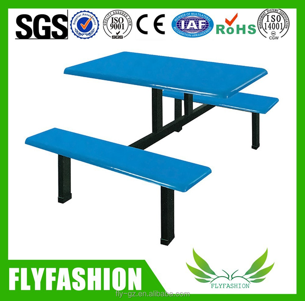 Outdoor school lunch table - Fastfood Restaurant Table And Chairs Student Lunch Table Cafeteria Tables Dt 10 Buy Fastfood Table And Chairs Sdutent Restaurant Table Cafeteria Table