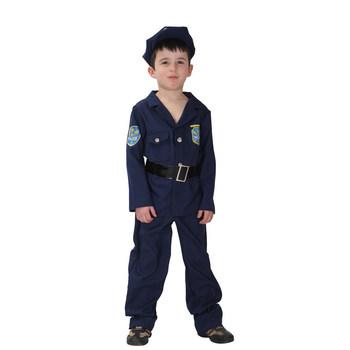 5cdd1280d373 Niño Cosplay Héroe Traje Azul Marino Uniforme De Policía Para Niños Con  Sombrero - Buy Uniforme De Policía Azul Marino,Traje De Policía De Niño  Para ...