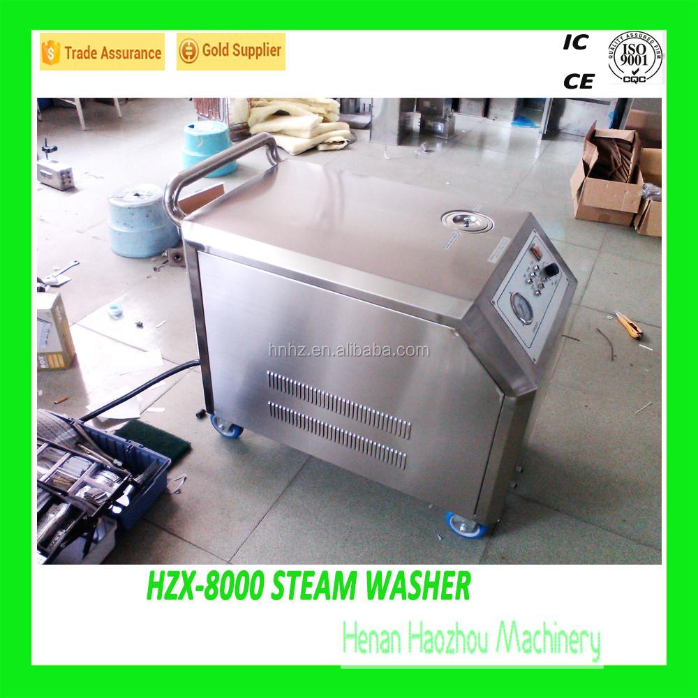 hzx 8000 quatre emballage s r vapeur machine de nettoyage pour voitures equipements de lavage. Black Bedroom Furniture Sets. Home Design Ideas