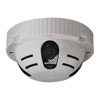 2018 New 720p Hd Ahd Smoke Detector Spy Hidden Cctv Camera View