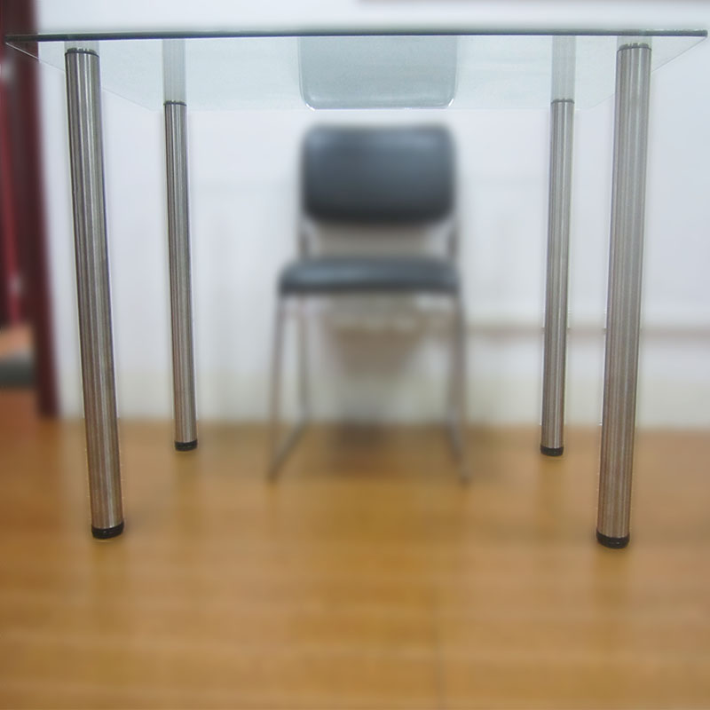 Elegant Glass Table Legs, Glass Table Legs Suppliers And Manufacturers At  Alibaba.com