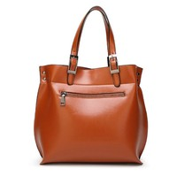Big New Women Shoulder Bags Alligator Ladies Leather Bags Women Handbags Of Famous Brands Totes 2017 women gift