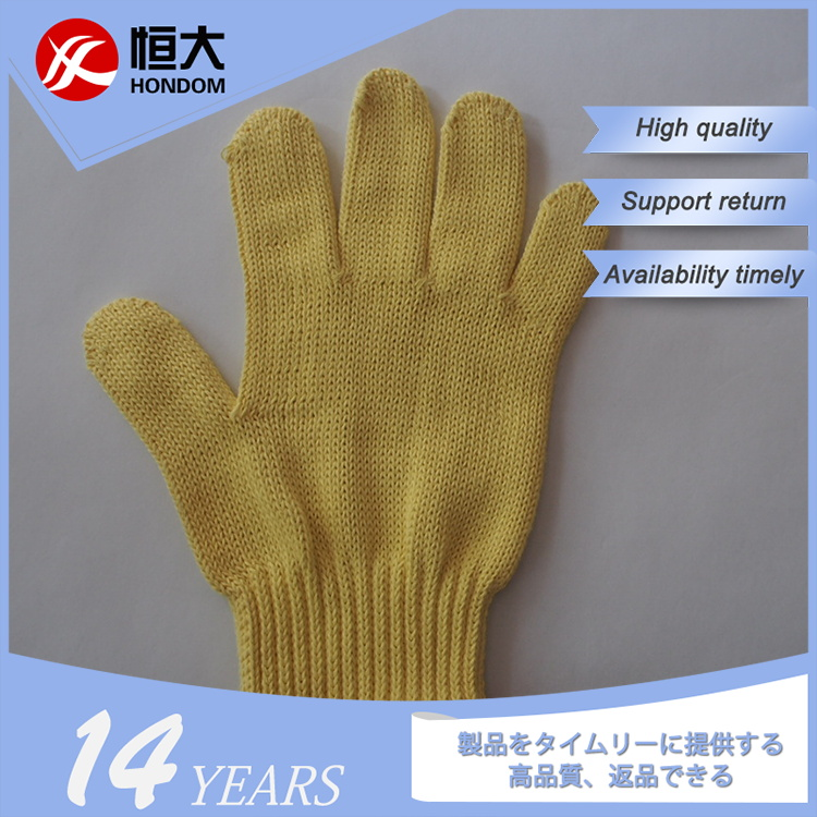 China Suppliers Automotive Assembly And Other Industries Impact Resistant Gloves