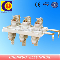 Easy operation and hot selling GN30-12(D)Rotary Indoor AC HV Disconnect Switch Price