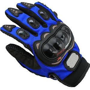 MolGym Motorcycle Riding Hard Knuckle Gloves Bike Bicycle Motobike Motorcycle Full Finger Outdoor Sports/Cycling/Riding/Climbing/Shooting 2 Colors