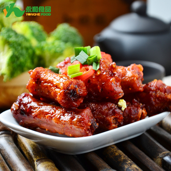 Factory Wholesale Bulk Chinese Traditional Spicy Chicken Neck Food