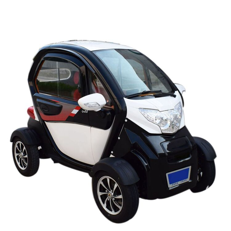 High Sd Smart 2 Seater Electric Car