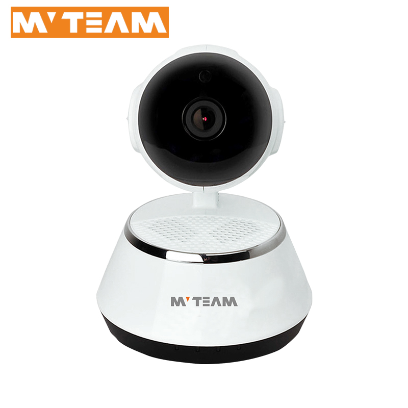 Whole new product 64GB 720p ICR infrared ptz wifi camera With Micro loudspeaker smart cloud ip security camera wireless