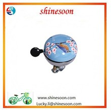 2015 new design for DINGDONG sound bell steel / bicycle bell